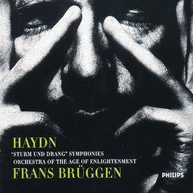 Joseph Haydn, Sturm und Drang Sinfonien, 00028946211724