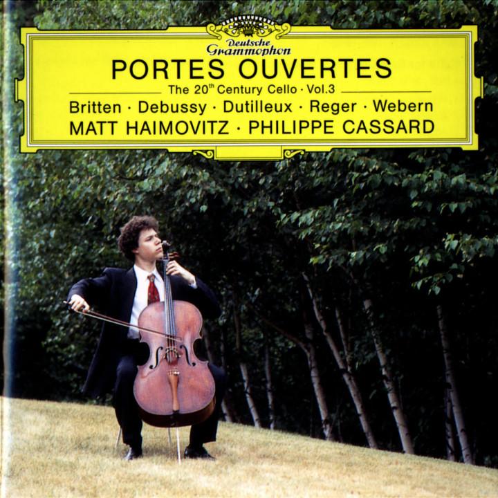 The Twentieth Century Cello (Vol. 1) 0028945758424