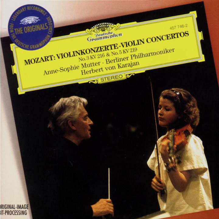 Violinkonzerte Nr. 3 und 5