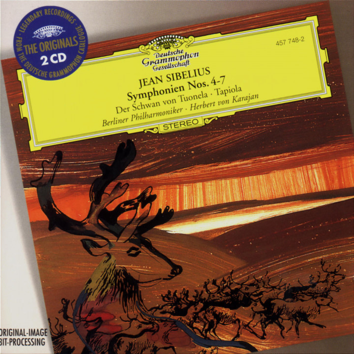 Sibelius: Symphonies Nos.4-7; The Swan of Tuonela; Tapiola 0028945774828