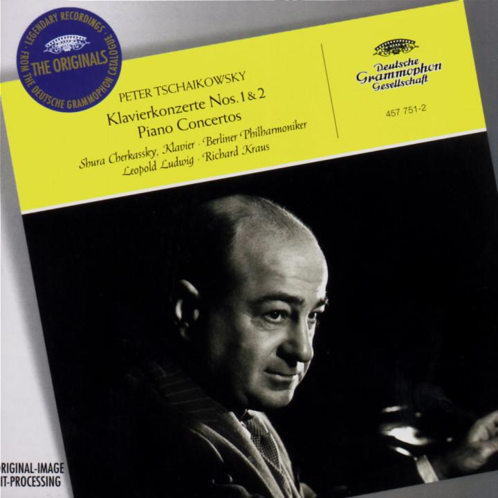 Tchaikovsky: Piano Concertos Nos.1 & 2 0028945775128