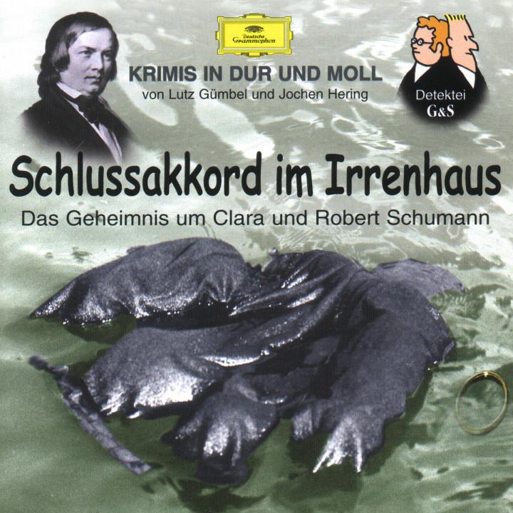 Schlussakkord im Irrenehaus: Das Geheimnis um Clara und Robert Schumann 0028945980427