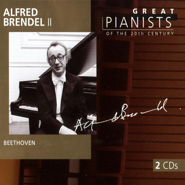 Alfred Brendel (Vol. 2) 0028945673022
