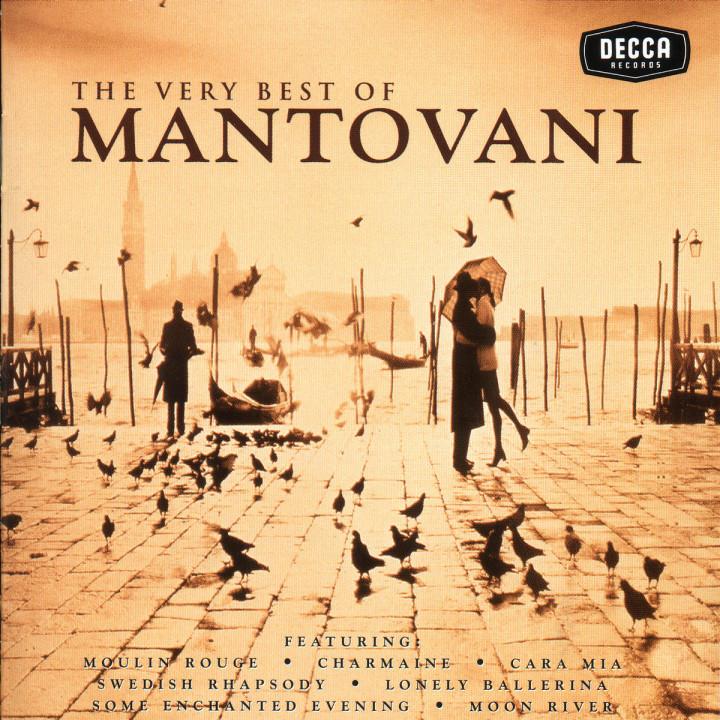 The very best of Mantovani 0028946003925
