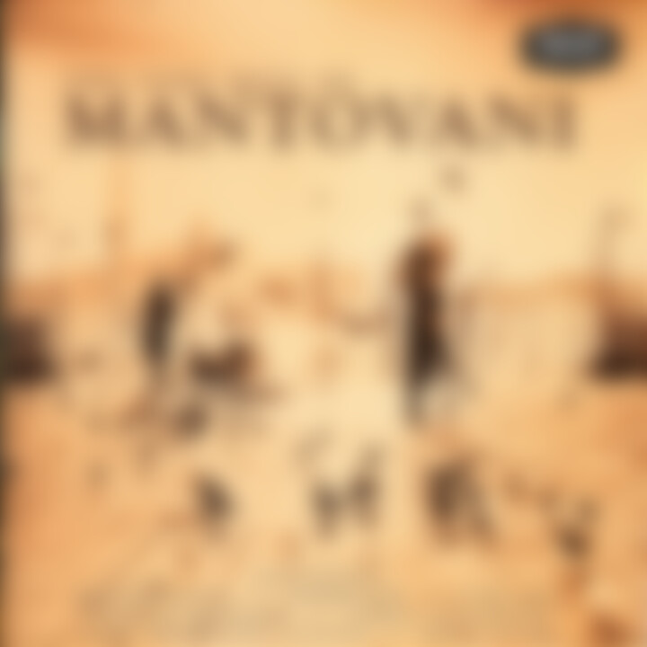 The very best of Mantovani 0028946003925