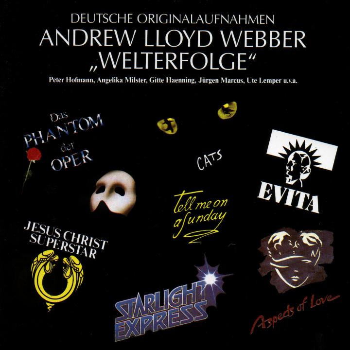 Andrew Lloyd Webber - Welterfolge 0042284364821