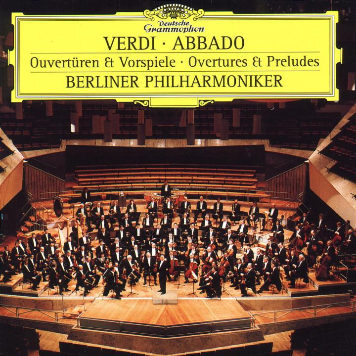 Verdi: Overtures & Preludes 0028945762720