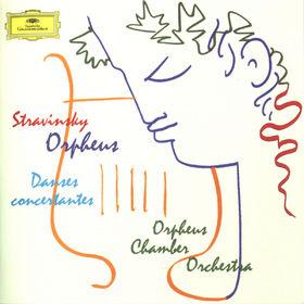 Igor Strawinsky, Orpheus - Danses Concertantes, 00028945964423