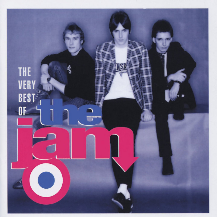 The Very Best Of The Jam 0731453742325