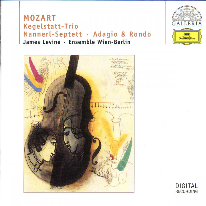 Kegelstatt Trio - Nannerl Septet - Adaio & Rondo Etc. 0028945791223
