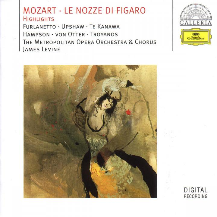 Die Hochzeit des Figaro (Auszüge) 0028945791625