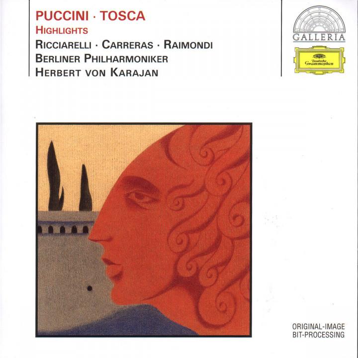 Tosca (Auszüge) 0028945791728
