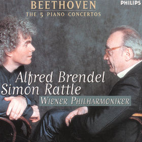 Ludwig van Beethoven, Beethoven: The Piano Concertos, 00028946278123