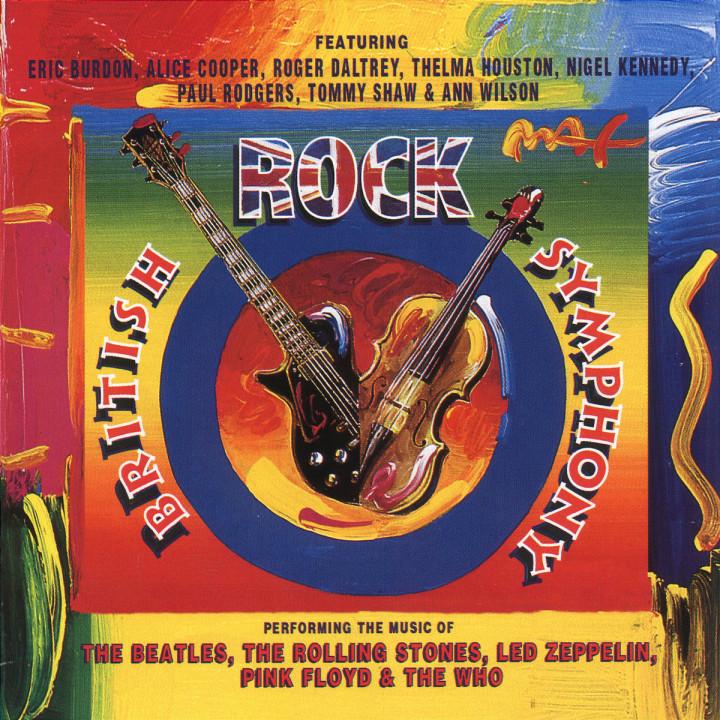 British Rock Symphony 0731453800621