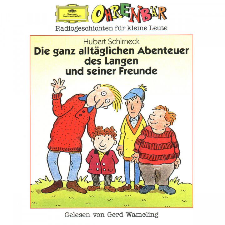 Die Ganz Alltaglichen Abenteuer Des Langen Und Seiner Freunde 0028945982522
