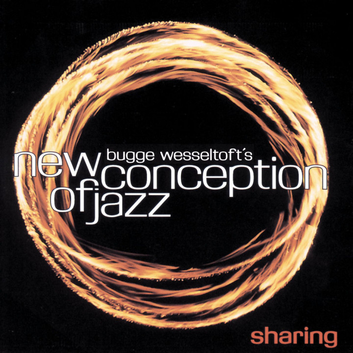 New Conception Of Jazz - Sharing 0731453825921