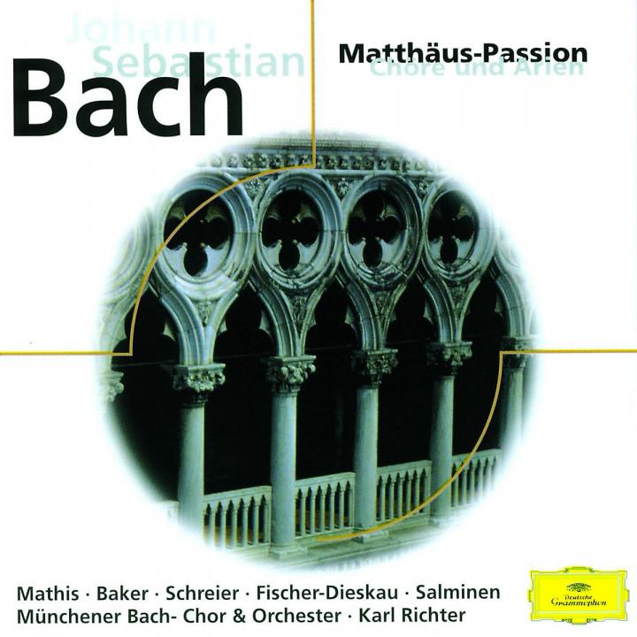Matthäus-Passion  -  Chöre und Arien 0028944511121
