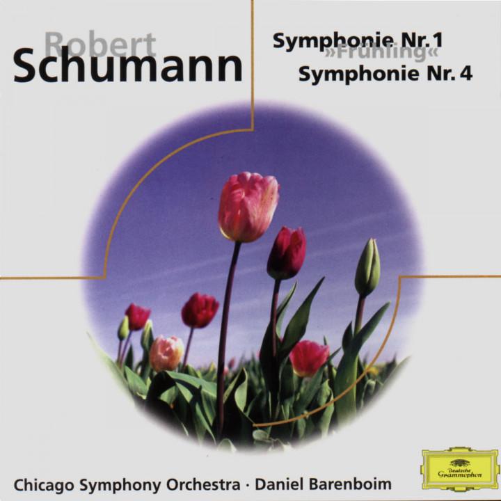 Schumann: Symphonies Nos. 1 & 4 0028944511327