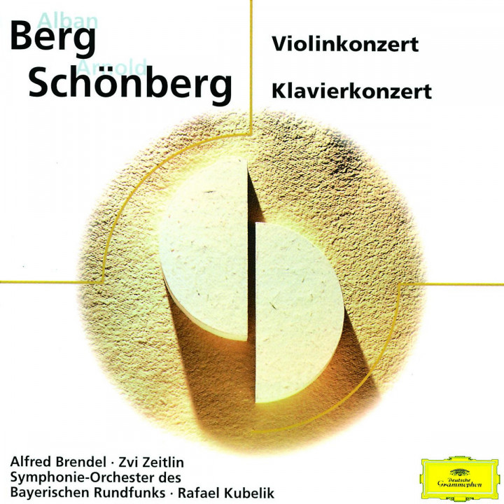 "A. Berg - Violin Concerto ""To The Memory Of An Angel"" 0028944511822"