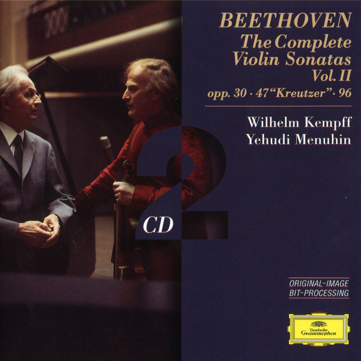 Beethoven: The Complete Violin Sonatas Vol.II 0028945943624