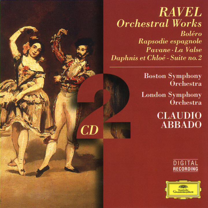 Ravel: Orchestral Works 0028945943923