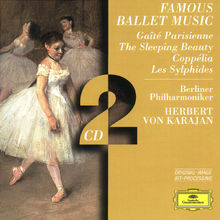 Herbert von Karajan, Berühmte Ballettmusik, 00028945944524