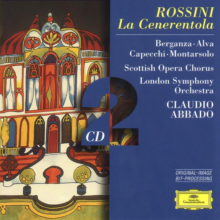 Rossini: La Cenerentola 0028945944821