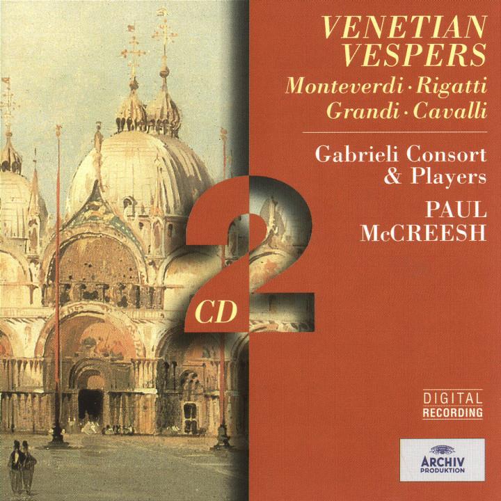 Venetian Vespers 0028945945729