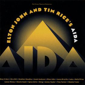 Elton John, Aida, 00731452465122