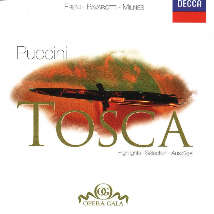 Tosca (Auszüge) 0028945823225