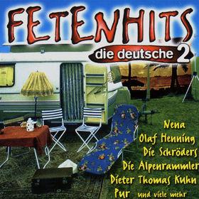 FETENHITS, Fetenhits - Die Deutsche Vol.2, 00731456428222