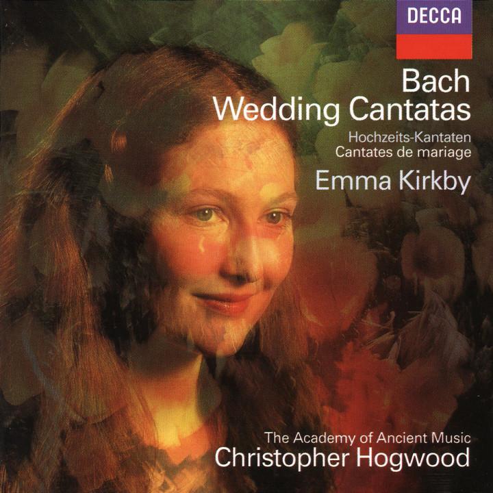 Bach, J.S.: Wedding Cantatas 0028945597227