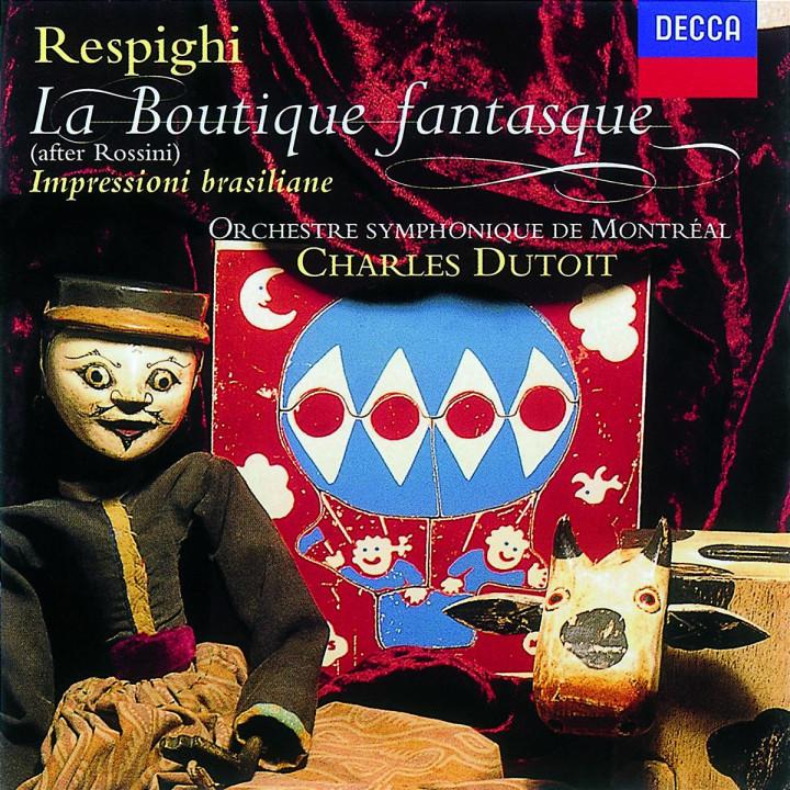 La Boutique Fantasque, etc. 0028945598321