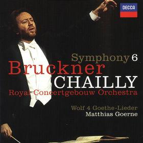 Anton Bruckner, Sinfonie Nr. 6; Goethe Lieder, 00028945818924