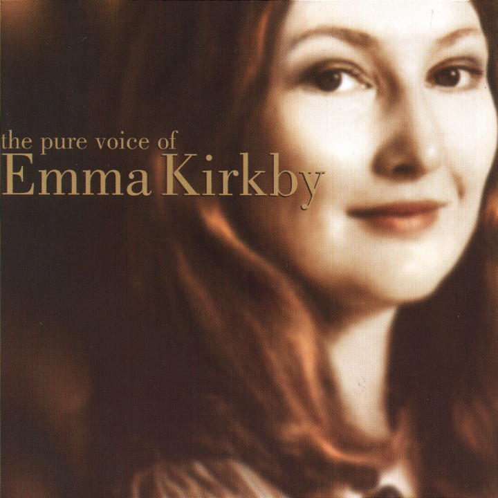 The Pure Voice of Emma Kirkby 0028946058327