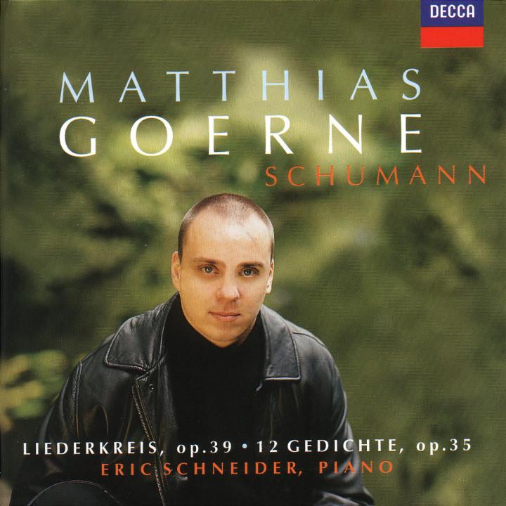 Liederkreis, op. 39; 12 Gedichte, op. 35 0028946079726