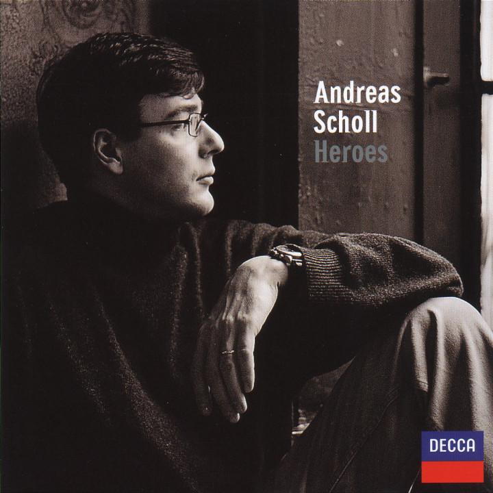 Andreas Scholl - Heroes 0028946619621