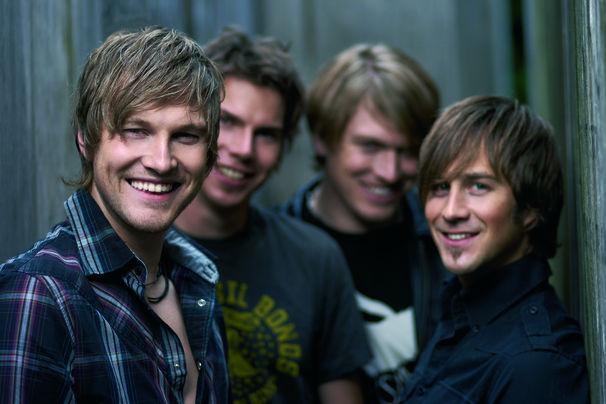 Stanfour, Stanfour – Auf Tour mit den Backstreet Boys!
