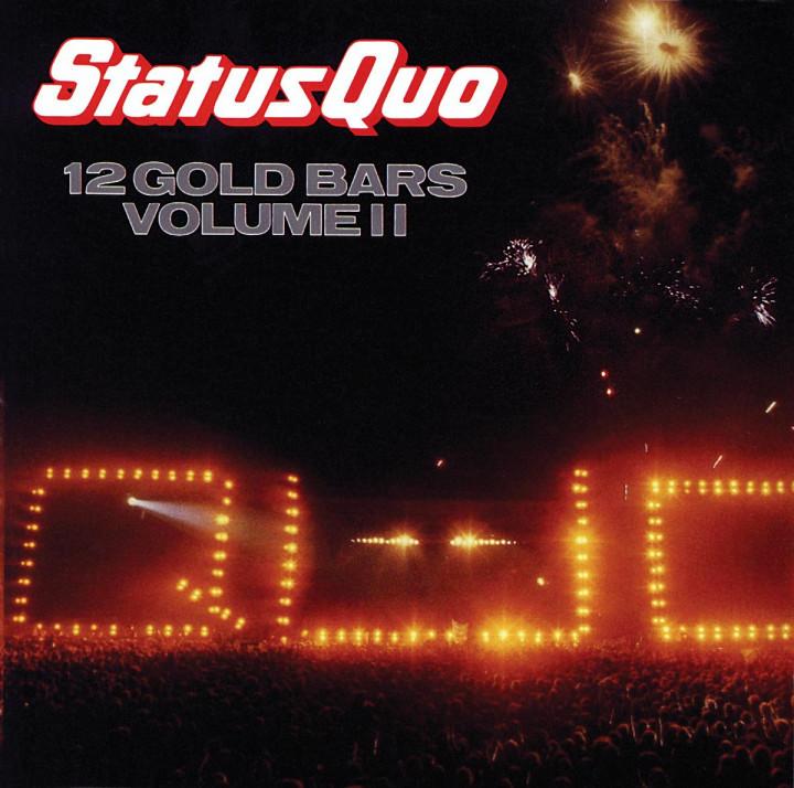 12 Gold Bars Volume II 0042282298528