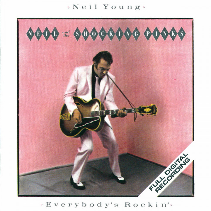 Neil & The Shocking Pinks / Everybody's Rockin' 94040139