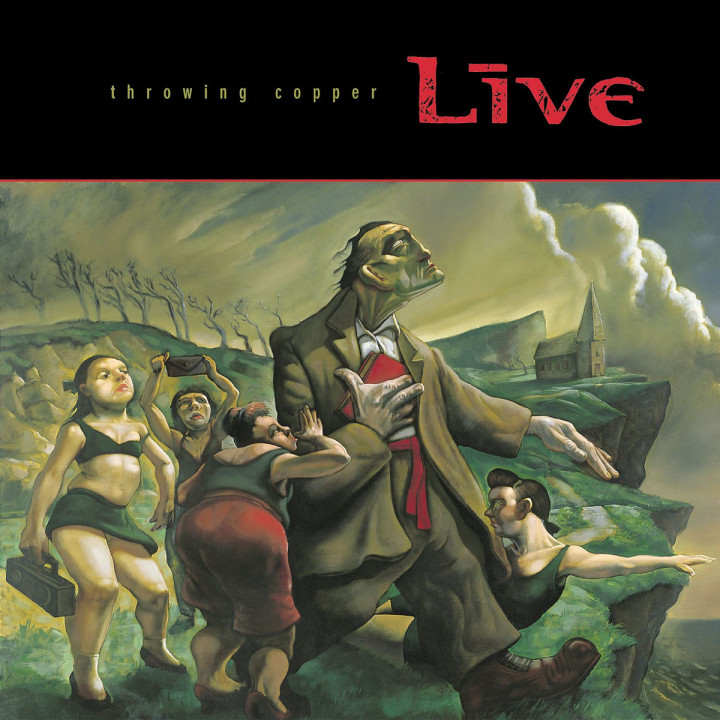 Throwing Copper 94109975