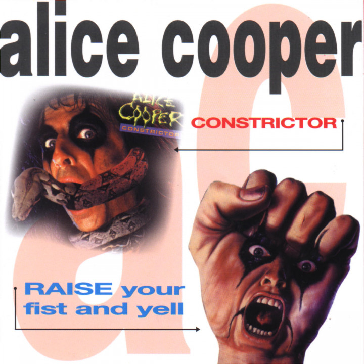 Constrictor  -  Raise Your Fist And Yell 94330047