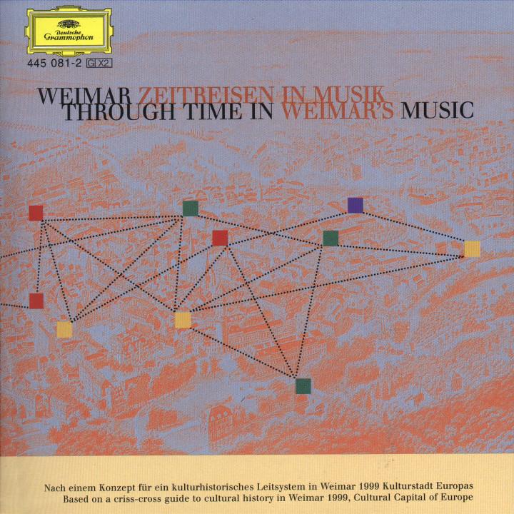 Weimar Zeitreisen in Musik 0028944508125