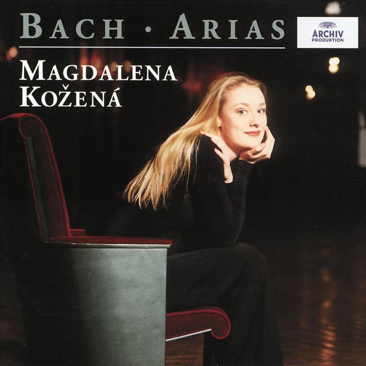 Magdalena Kozená - Bach Arias 0028945736725