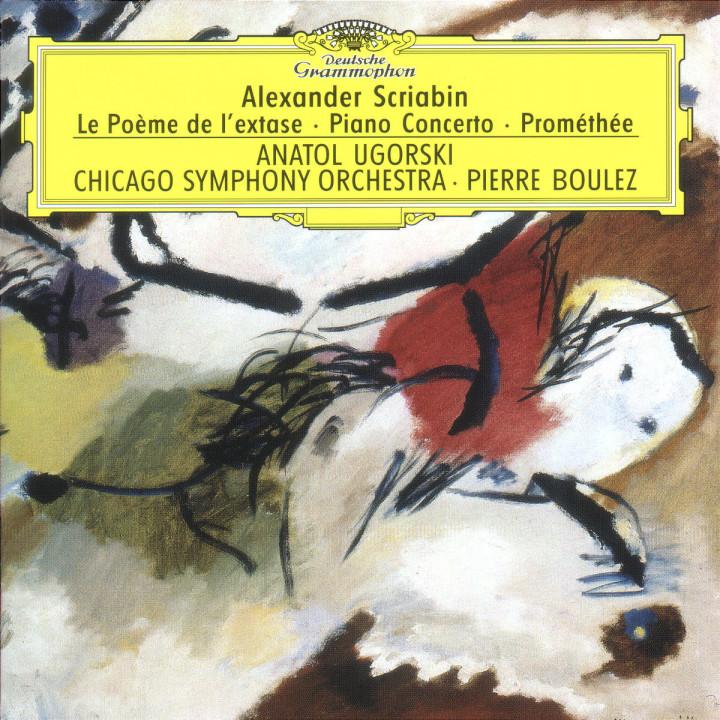 Scriabin: Le Poème de l'extase; Piano Concerto; Prométhée 0028945964724