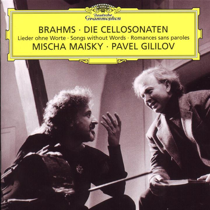Die Cellosonaten; Lieder Ohne Worte 0028945967727