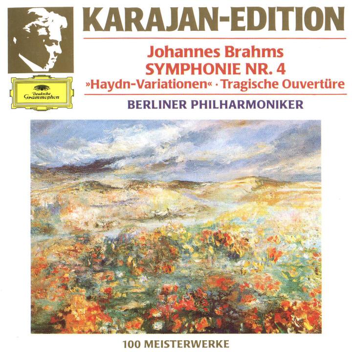 Sinfonie Nr. 4 - Haydn-Variationen 0028942320527
