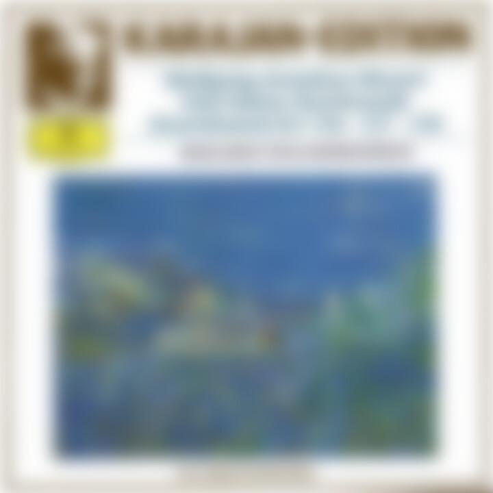 Eine Kleine Nachtmusik - Divertimenti 0028942321229