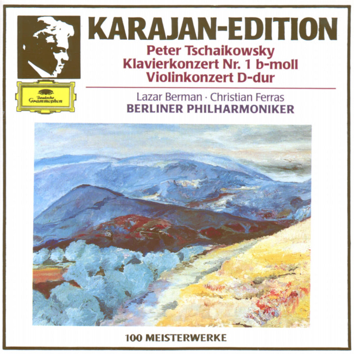Klavierkonzert Nr. 1 - Violinkonzert 0028942322426