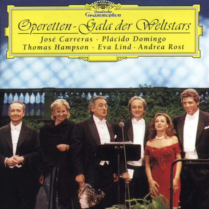 Operetten-Gala Der Weltstars 0028945965828